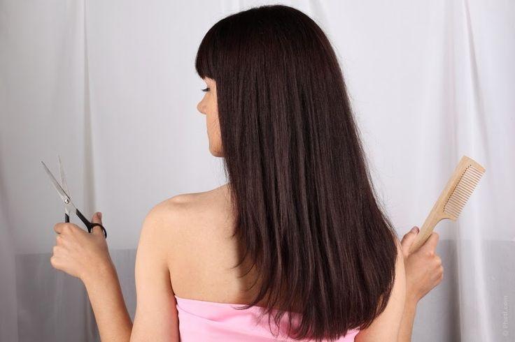 Rozdwojone końcówki włosów - jak się ich pozbyłam? ~ Kosmetyczne Pokusy