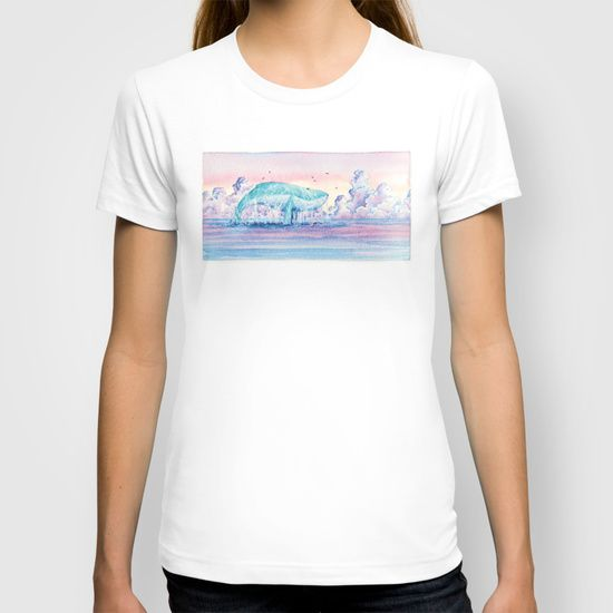 The whale T-shirt
