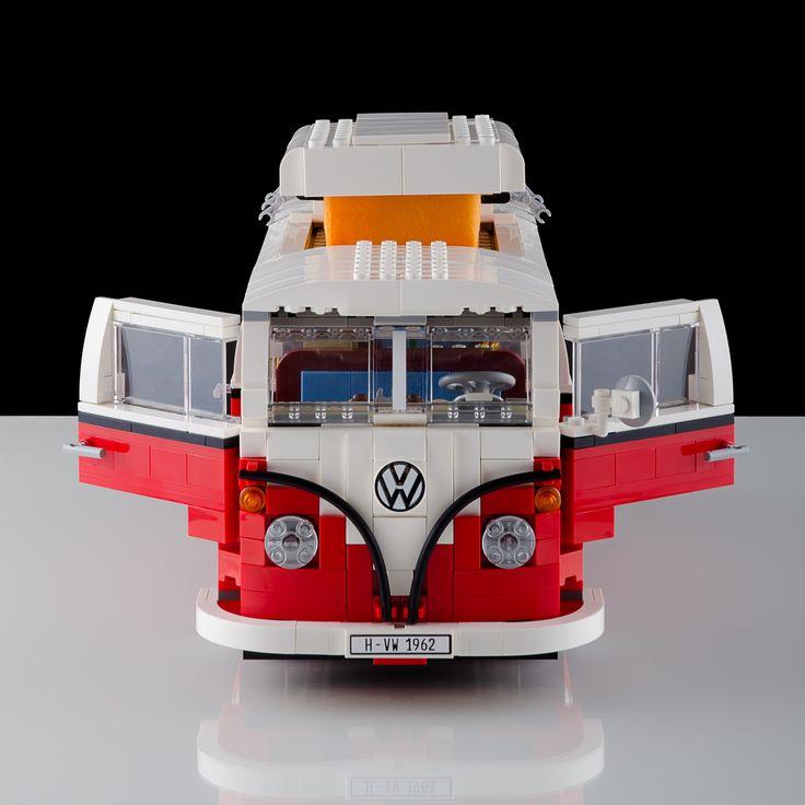 1962 VW Lego Bus