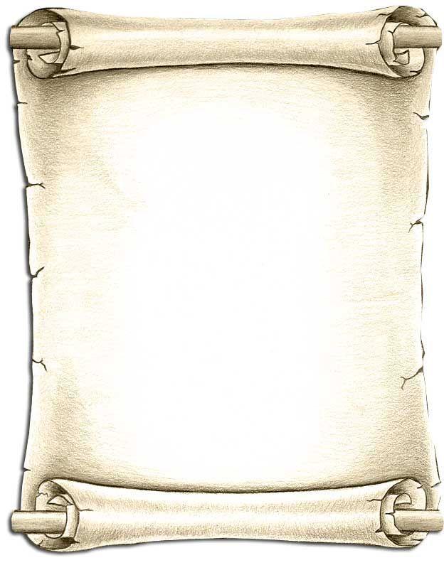 Resultado de imagen para formatos de cartas en papiro