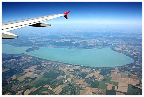 Balaton from above