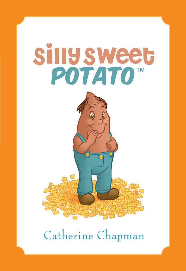 Silly Sweet potato Now available at www.bestfoodfriends.com