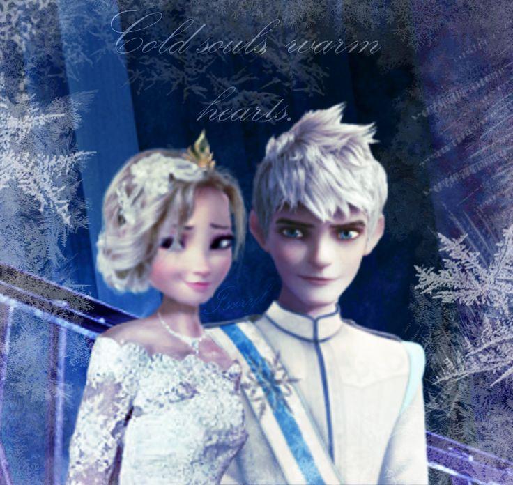 Jack Frost Queen Elsa Wedding By Iszryl