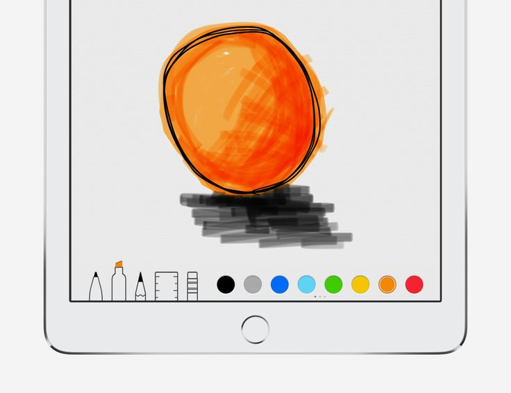 Sketch in your notes - iOS 9 Tips and Tricks for iPad - Apple Support