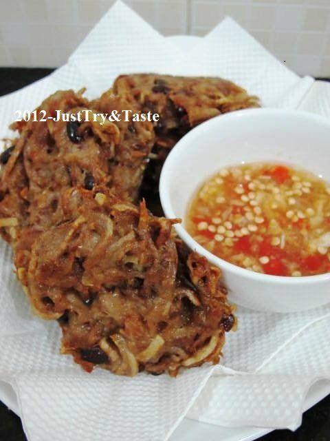 Just Try & Taste: Bu Jan, makanan khas Bangka yang yummy!