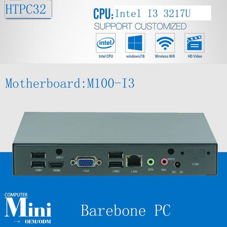 Trend i u mini desktop puter thin client linux WIFI support full screen movies barebone