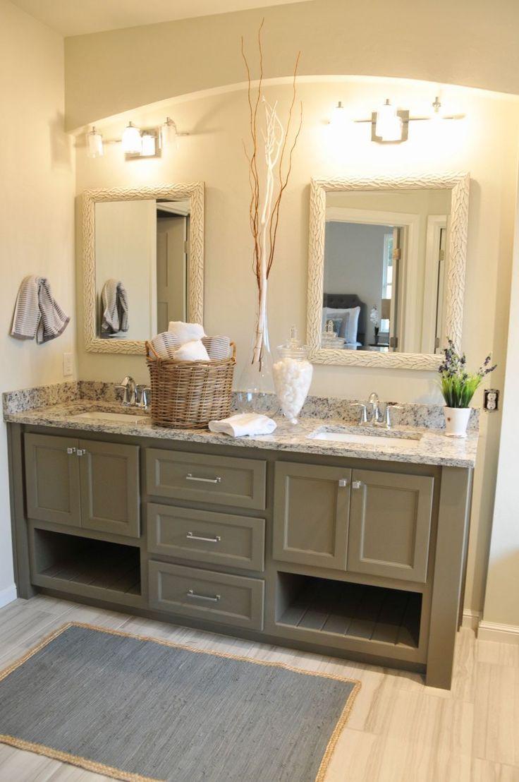 Craftsman style bathroom ideas -