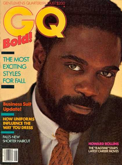 was howard rollins gay