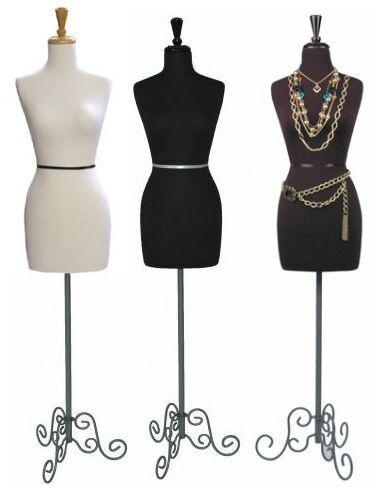 Boutique Dress Form, Decorative Dress Form $85 (French Dress Forms)