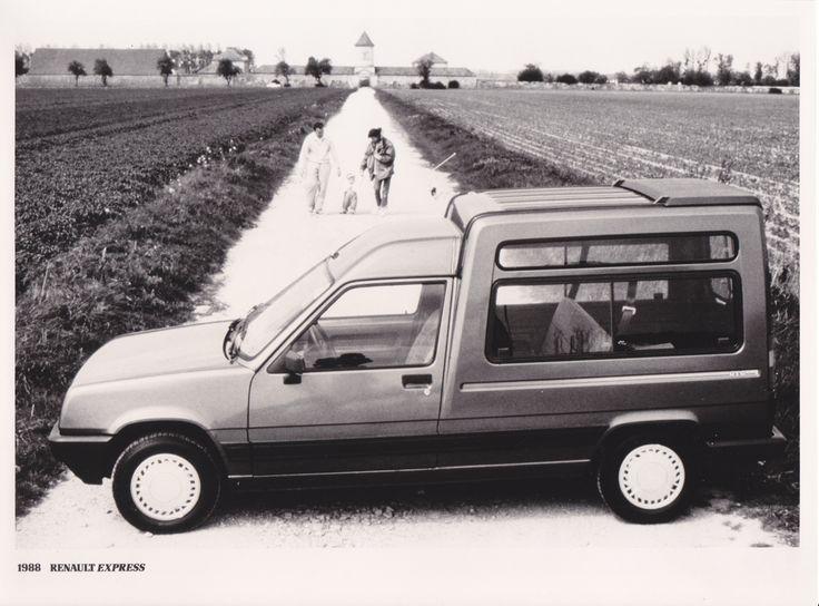 Renault Express - 1988