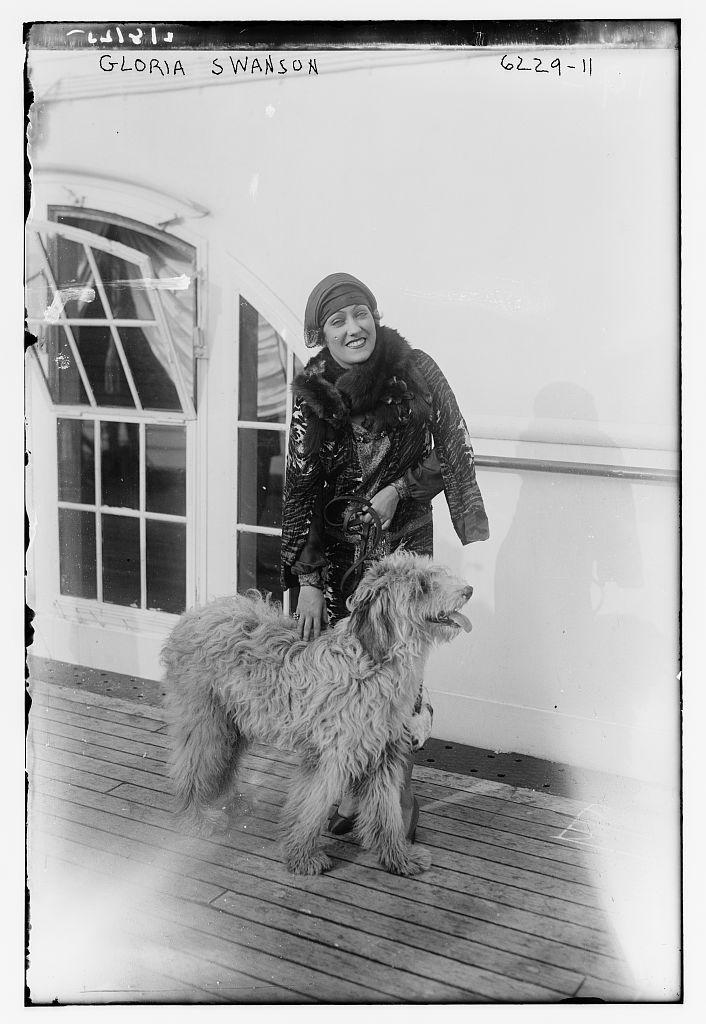 Gloria Swanson ca. mid 1920s