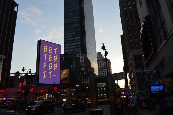 Manhattan, atardecer #Sunset #Architecture
