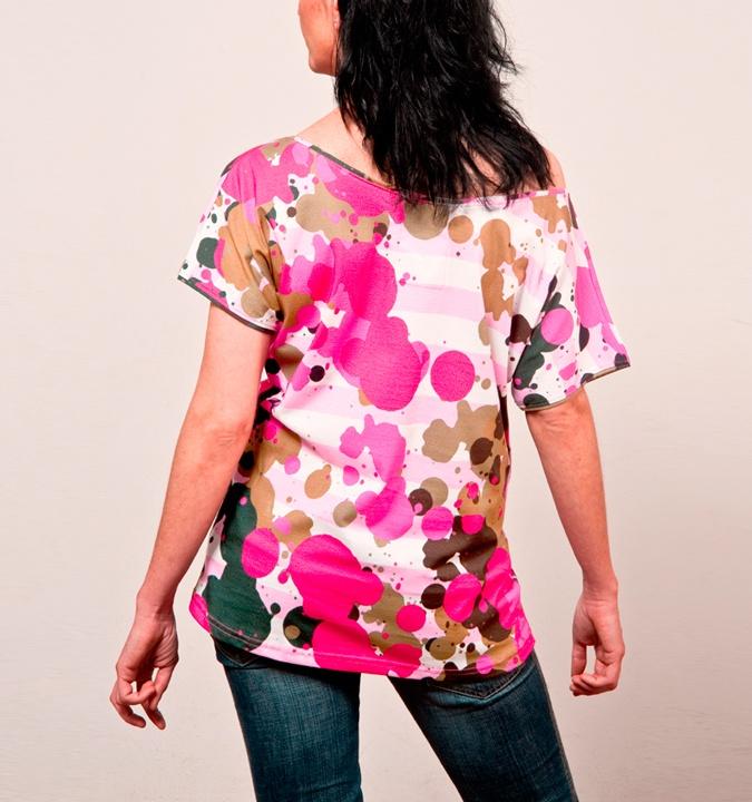 "I´m Choco-late (T-Shirt Carol Moon ""One"")"