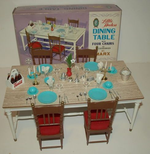 Play Kitchen Table