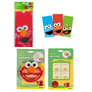 Sesame Street Lunch Items: Sesame Street