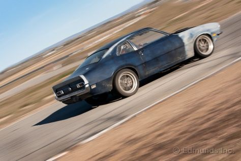 Driving the 1971 Ford Maverick From Fast Five, Including Video