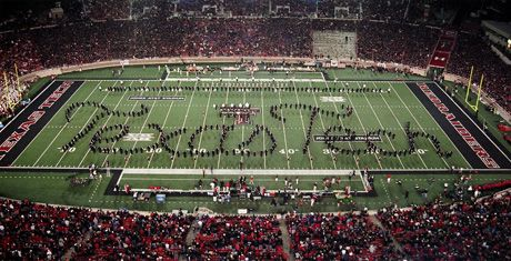 Texas Tech Marching Band