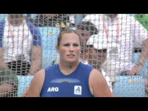 Women's Hammer Throw Qualifying Round