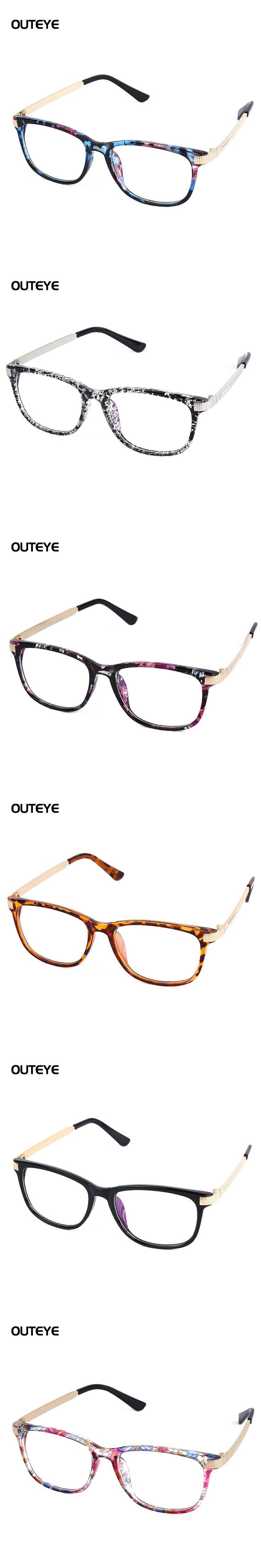 9 Color Hot optical myopia glasses clear lens eyewear nerd geek glasses frame brand sun shade eyeglasses frames for men women W1