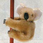 clip-on koalas, everyone had them