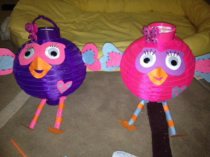 Made for Daughters Hootabelle Party.