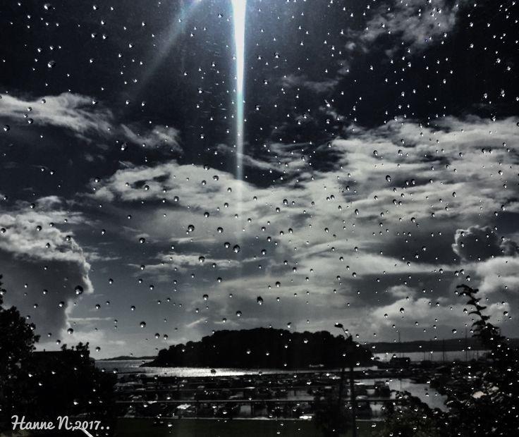 Rain and sun💙💙