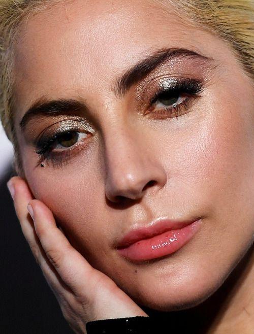 lady gaga gaga lady gaga red carpet makeup celeb celebrity celebritycloseup