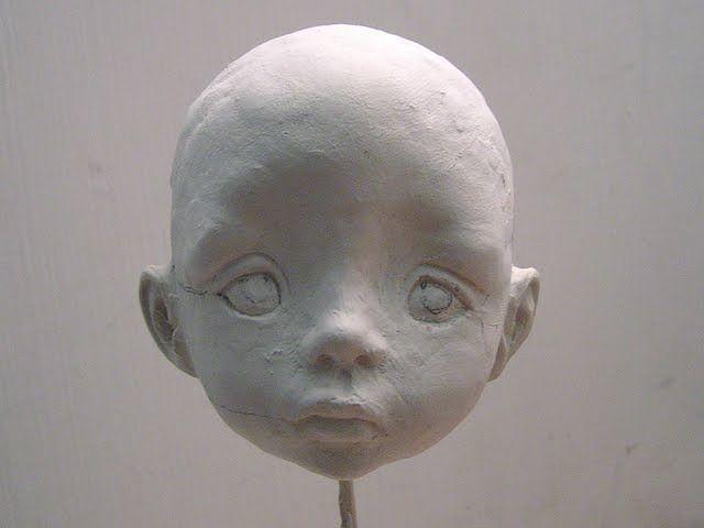Linda Macario BJD Face-sculpting Tutorial - this is excellent!