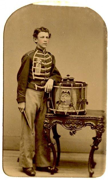 Civil War- drummer boy