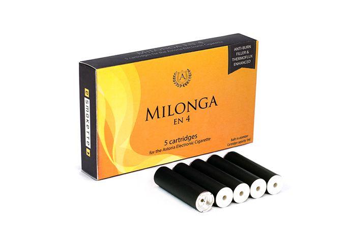 MILONGA en 4 - ΠΡΟΓΕΜΙΣΜΕΝΑ ΦΙΛΤΡΑ (5) €7.95