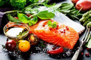 рыбий жир и продукты для похудения