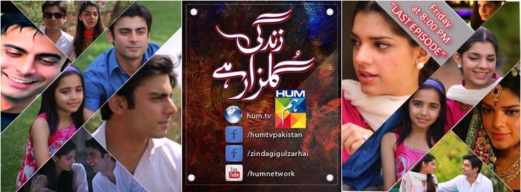 LAST EPISODE        ZINDAGI GULZAR HAI      www.facebook.com/zindagigulzarhai | PAKISTANI DRAMAS | DRAMA PAKISTANI | LIVE SHOW | JAGO PAKISTAN JAGO | YOUTUBE | FAWAD KHAN | SANAM SAEED | ZAROON | KASHAF | Hum TV Dramas | Hum Tv Pakistani Dramas | Hum TV Official | HUM LIVE TV | Hum Dramas Picture and Video Gallery | Hum TV Video Archive | Hum TV Online.