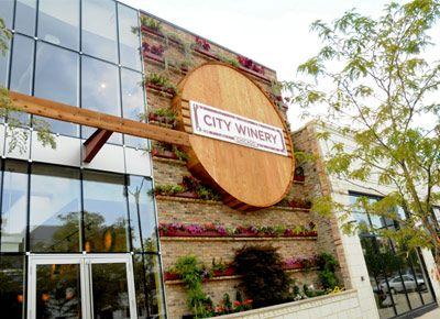 City Winery, a restaurant-bar-music location.: Chicago Wineries, Chicago Restaurant, Cities Wineries, Newest Wineries, Chicago Cities, Restaurant Concerts Venues, Wineries Chicago, Chicago Il, Chicago Exterior