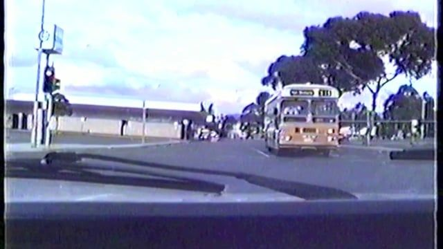 A 1980's drive through Ringwood Central on Maroondah Hwy; passing the Lake, Train Station, Target, and Eastland. My mother took the video, to show her brother who lives in England what Ringwood was like. Enjoy.