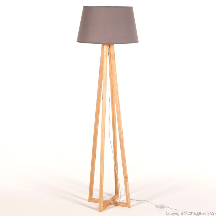 1000 id es sur le th me lampadaire pied bois sur pinterest lampadaire trepied lampadaire bois. Black Bedroom Furniture Sets. Home Design Ideas