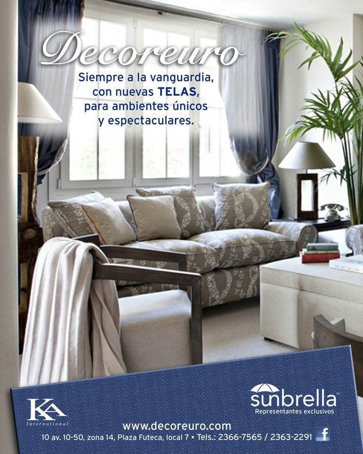 17 mejores im genes sobre decoreuro guatemala en pinterest - Ka internacional sofas ...