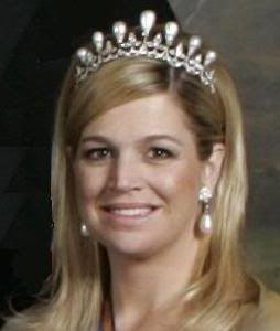 Dutch - Antique Pearl Tiara - PssMaxima2 image by RoyalJewels - Photobucket-tiara with pearl spikes and base