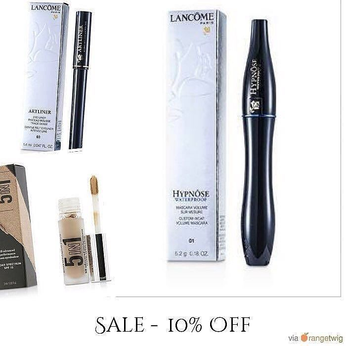 Get it at Perfushop.com  Best place to buy MakeUp online!    Enjoy 10% Off Storewide!   www.Perfushop.com Your go-to source for Premium #Fragrances and #Perfumes.  Trusted #Quality. Great #Brands. Better You!. Use Code INST10 for 10% Off your entire purchase!   #loveit #instacool #shopping #onlineshopping #instashop #instagood #instafollow #picoftheday #love #instasale #sale #Perfushop #Bath&Body #fashion#dailydeal #todayonly #coupon #Makeup #lip #eye #skin  Perfushop.com - Trusted Quality…