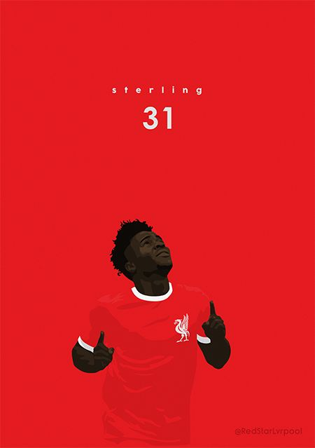Sterling, you're gonna be a legend.
