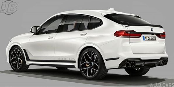 Bmw X8 M And 400 Horsepower 1 Series Allegedly On The Cards Bmw X Series Bmw Suv