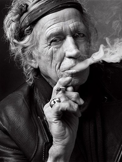 Keith Richards (2011, New York City) / by Mark Seliger