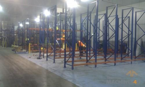 Drive In Pallet Rack System - http://www.machines4u.com.au/browse/Material-Handling/Racking-Shelving-Storage-322/Racking-1473/