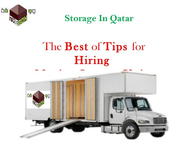 The Best Of Tips For Hiring Moving Storage Units