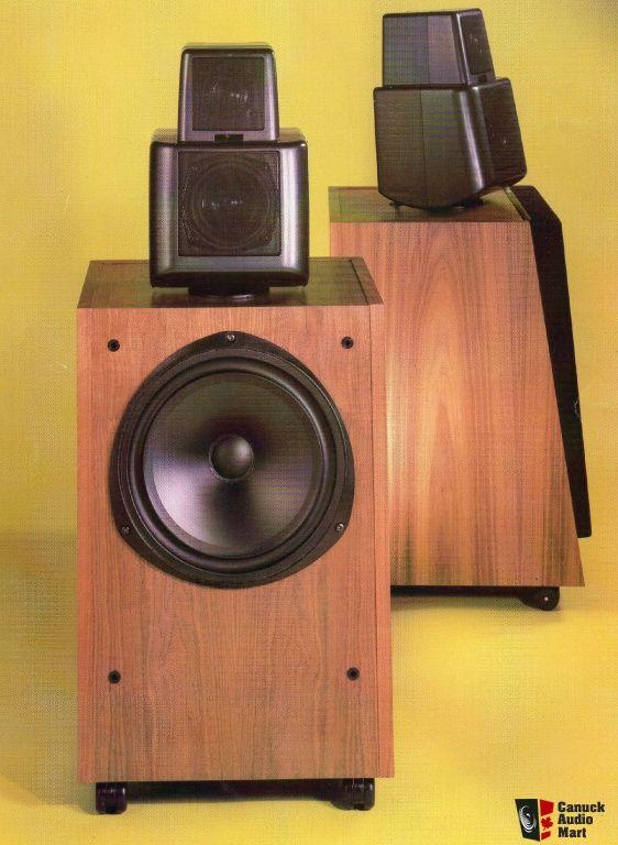KEF Speakers - KEF 105 mk2