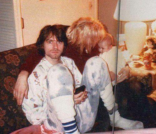 Nirvana sent comme l'esprit d'adolescent