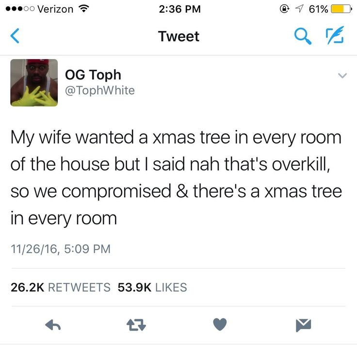 Getting into that festive spirit