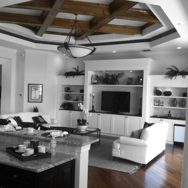 Inside one of the beautiful homes I visited last week. Come and visit my site! http://facebook.com/ryanbennett.kwBeautiful Home