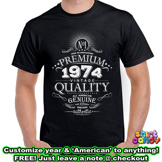 Amazing Born In 1975 40th Birthday Gift For Him Vintage Hipster Whiskey Shirt Style Tshirt Made Aged To Perfection Custom Christmas Milestone Tee All