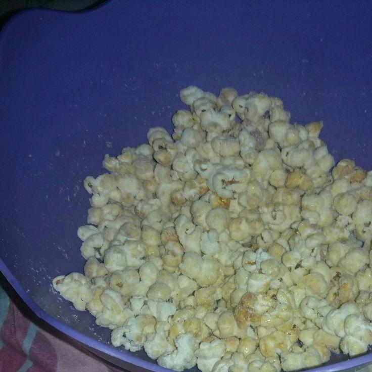 Receita de Pipoca de leite ninho - Tudogostoso