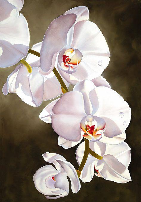"Ora Sorensen describes her work as ""exaggerated realism"".   What an amazing art!"